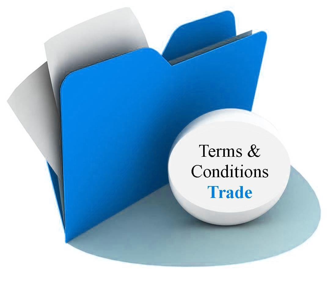 trade terms and conditions maxicom and northcom communications